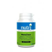 Nutri Advanced MetaClear 60 tablets