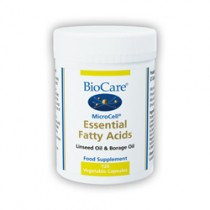 BioCare MicroCell Essential Fatty Acids (Linseed & GLA) 120 Capsules
