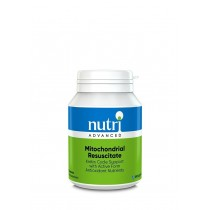 Nutri Advanced Mitochondrial Resuscitate 60 capsules