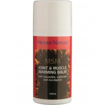 Higher Nature Joint and Muscle Balm 100ml
