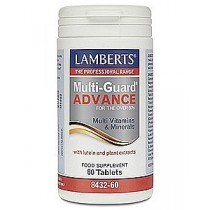 Lamberts Multi-Guard Advance Advance 60 tablets (formerly Multi Max)