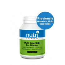 Nutri Advanced Multi Essentials For Women 60 tablets