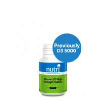 Nutri Advanced Vitamin D3 High Strength 60 tablets