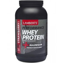 Lamberts Whey Protein Strawberry