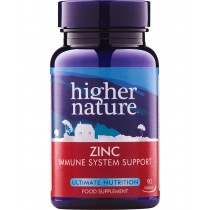 Higher Nature Zinc 90 tablets