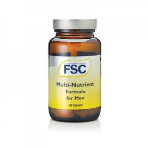 FSC Mens Multinutrient Formula 60 tablets