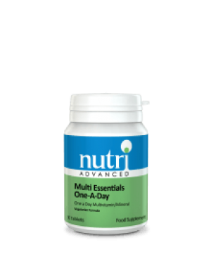 Nutri Advanced Multi Essentials One A Day 30 tablets
