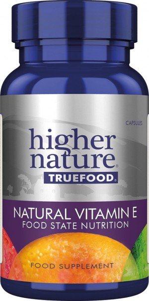 Higher Nature True Food Vitamin E