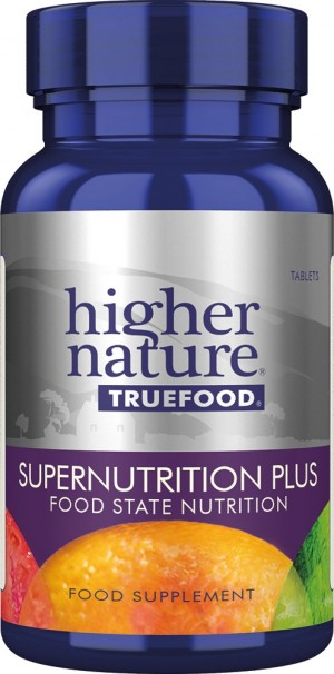 Higher Nature True Food Supernutrition Plus 180 tablets