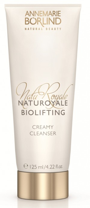 Annemarie Borlind NatuRoyale Biolifting Creamy Cleanser 125ml