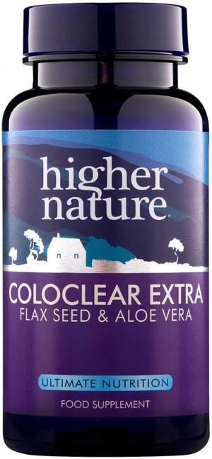 Higher Nature Coloclear Extra 90 capsules