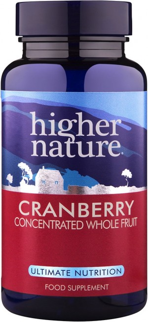 Higher Nature Cranberry 30 capsules
