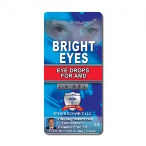 Ethos Bright Eyes Eye Drops for Macular Degeneration