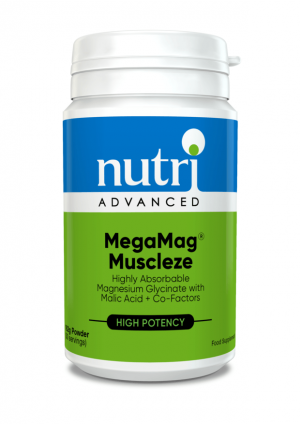 Nutri Advanced MegaMag Muscleze Magnesium Formula