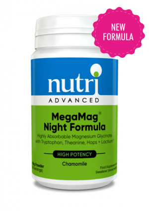 Nutri Advanced MegaMag Magnesium Night Formula