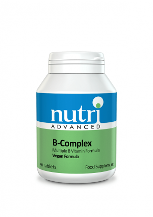 Nutri Advanced Vitamin B-Complex 90 tablets