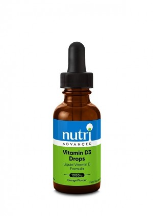 Nutri Advanced Vitamin D3 Drops