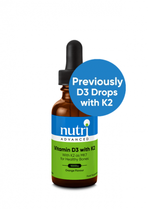 Nutri Advanced Vitamin D3 with K2
