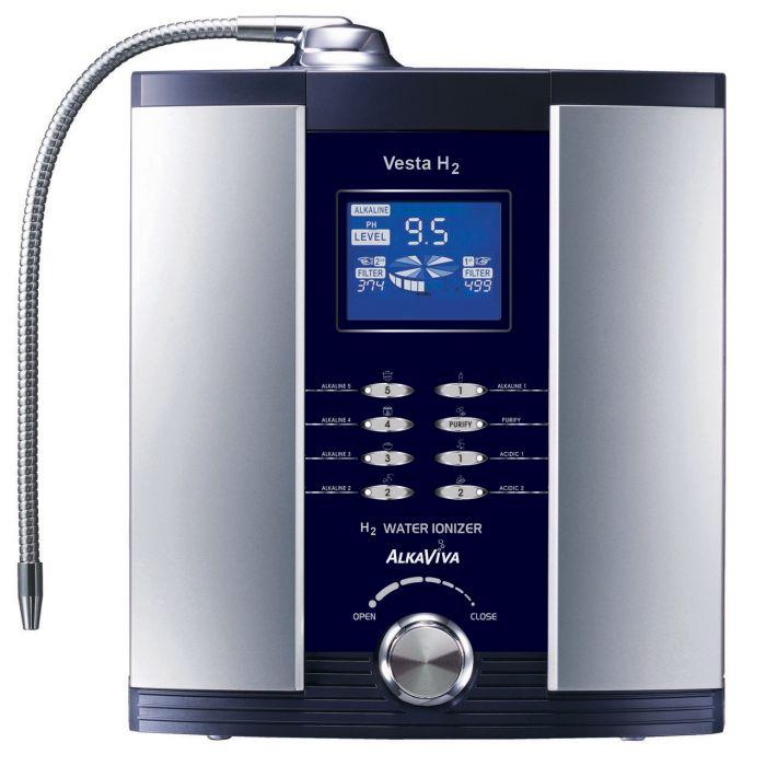 Alkaviva Vesta H2 Water Ionizer at