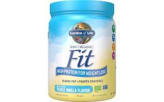 Garden of Life Organic Fit Vanilla