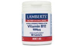 Lamberts Vitamin B12 1000mcg 60 tablets