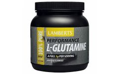 Lamberts L Glutamine Powder