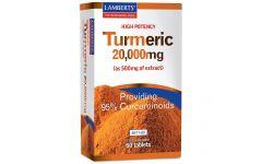 Lamberts Turmeric 20000mg 60 tablets