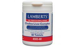 Lamberts Choline Liver Complex