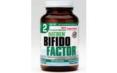 Natren Bifido Factor Dairy Free 60 capsules