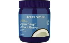 Higher Nature Omega Excellence Organic Coconut Butter Virgin