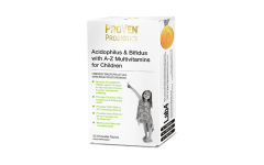 ProVen Probiotics Acidophilus and Bifidus with A-Z Multivitamins for Children