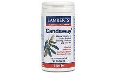 Lamberts Candaway 60 capsules