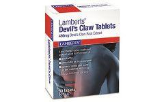 Lamberts Devils Claw 60 tablets