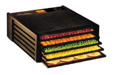 Excalibur Food Dehydrator 5 Tray With 26hr Timer