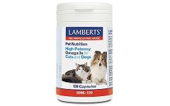 Lamberts High Potency Omega 3s for Cats and Dogs