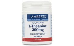 Lamberts L Theanine 100mg
