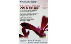 Higher Nature Pelargonium Cold Relief