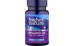 Higher Nature Oregano Oil Capsules 90 capsules
