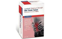 Lamberts Maximum Strength Milk Thistle 300mg