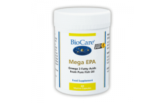BioCare Mega EPA 1000 (Fish Oil Concentrate) 60 Capsules