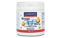 Lamberts Omega 3,6,9