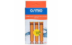 Osmio Vitamin C Advanced Shower Filter Replacement Filters 3 pack