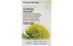 Higher Nature Rhodiola