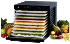 Tribest Sedona 9 Tray Digital Food Dehydrator