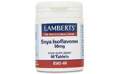 Lamberts Soya Isoflavones 50mg 60 tablets
