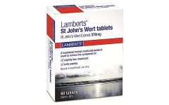Lamberts St Johns Wort One A Day 60 tablets
