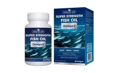 Natures Aid Super Strength Fish Oil Omega 3