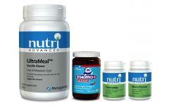 Nutri Advanced 30 Day Weight Challenge Vanilla