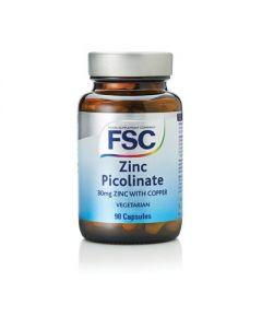 FSC Zinc Picolinate plus Copper 90 capsules