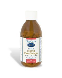 BioCare MicroCell CoQ10 Plus Omega